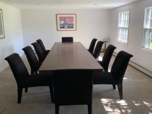 Meeting and Dining Room