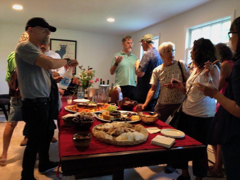 Residence Showcase Gathering